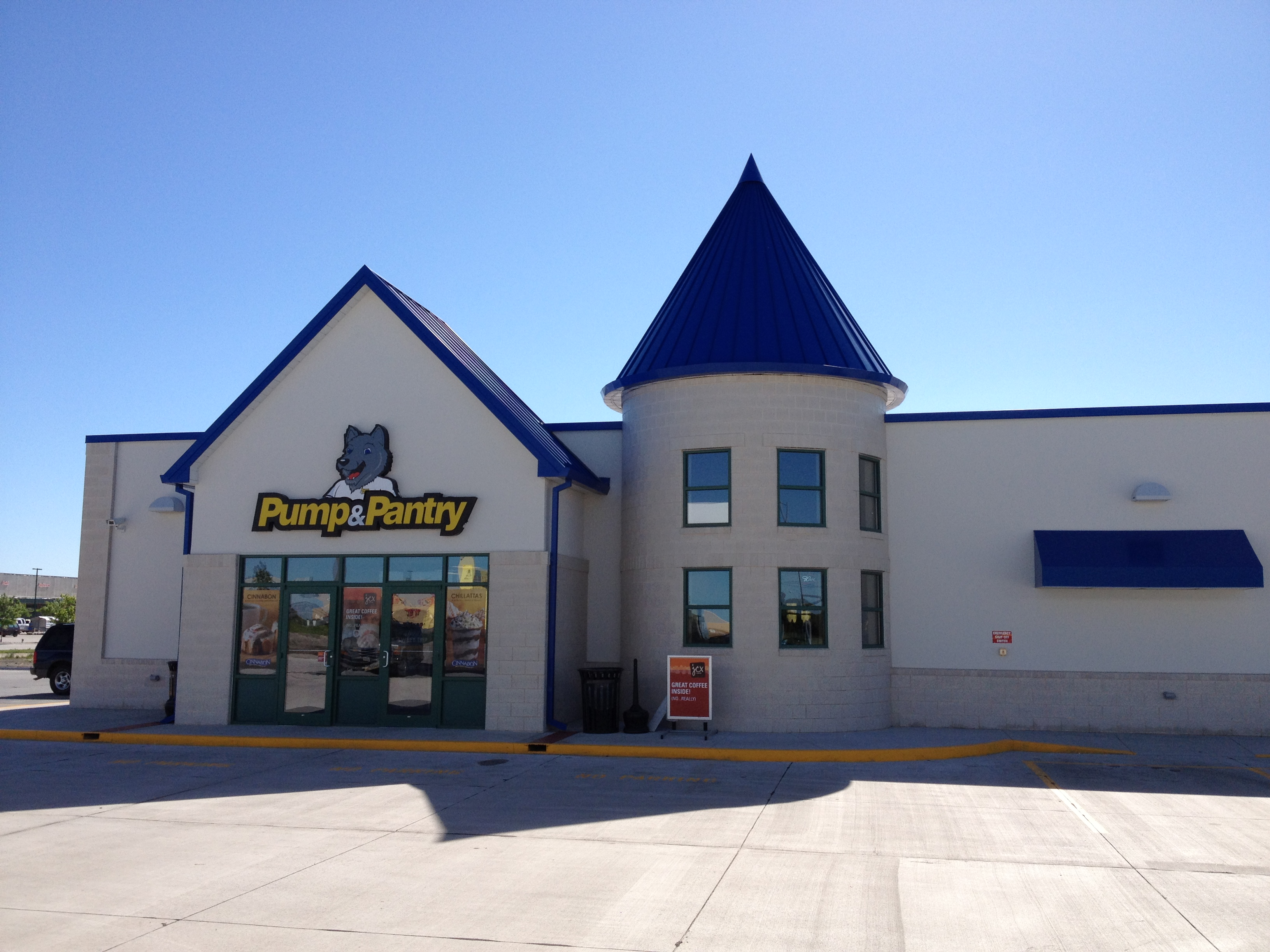Pump And Pantry >> Fremont Pump And Pantry 2 B D Construction Inc