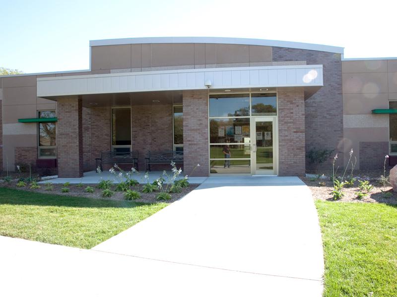 CCC-Dorm-Front-Door